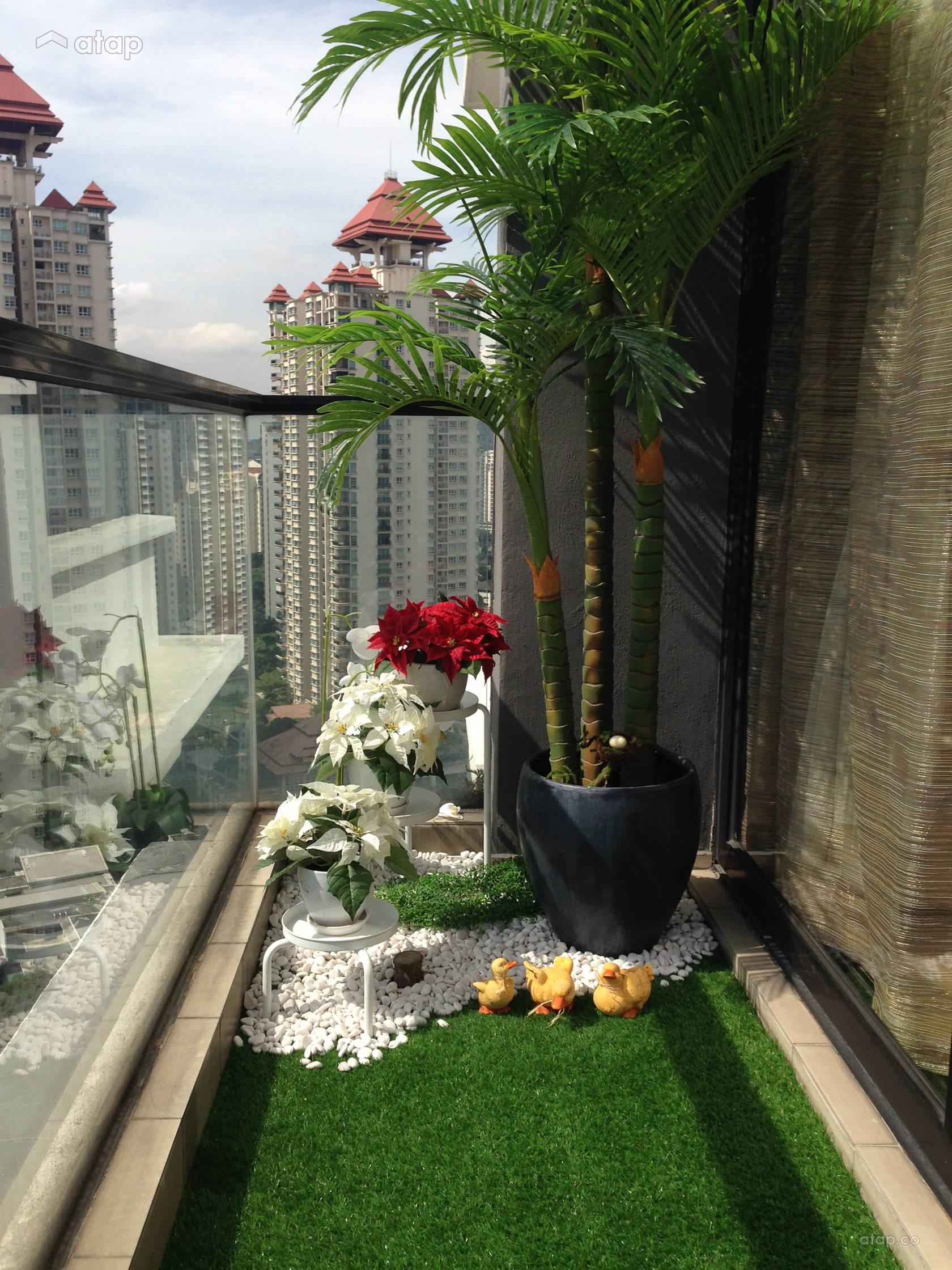 Balcony Ideas You Can Steal From These Malaysian Homes Atap Co