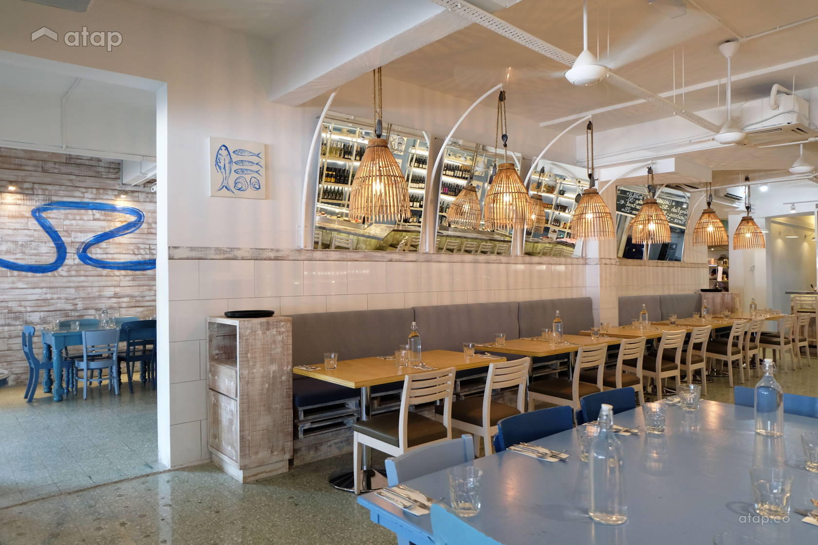 Southern Rock Seafood Restaurant Expansion Phase Lll Interior Design Renovation Ideas Photos And Price In Malaysia Atap Co