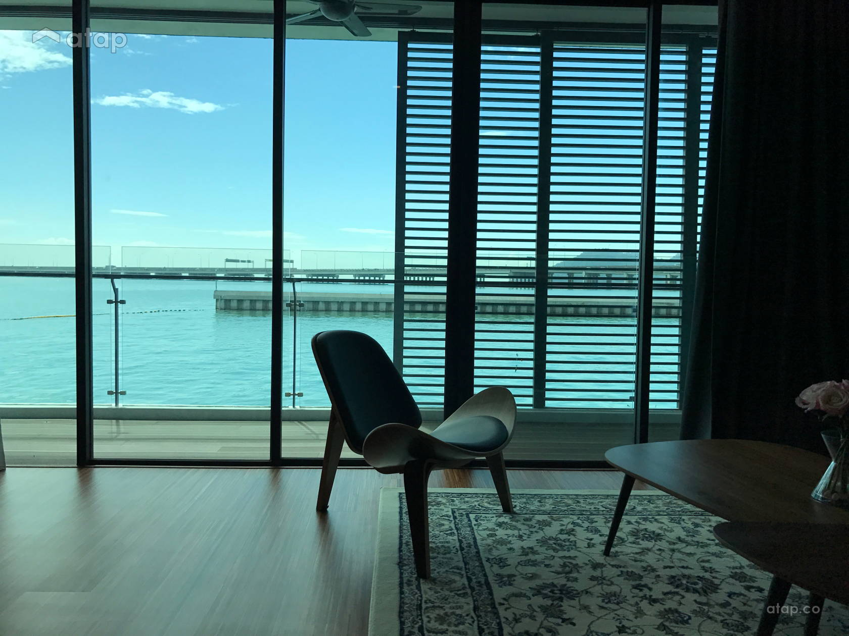 Modern living room the light residence penang share this professional