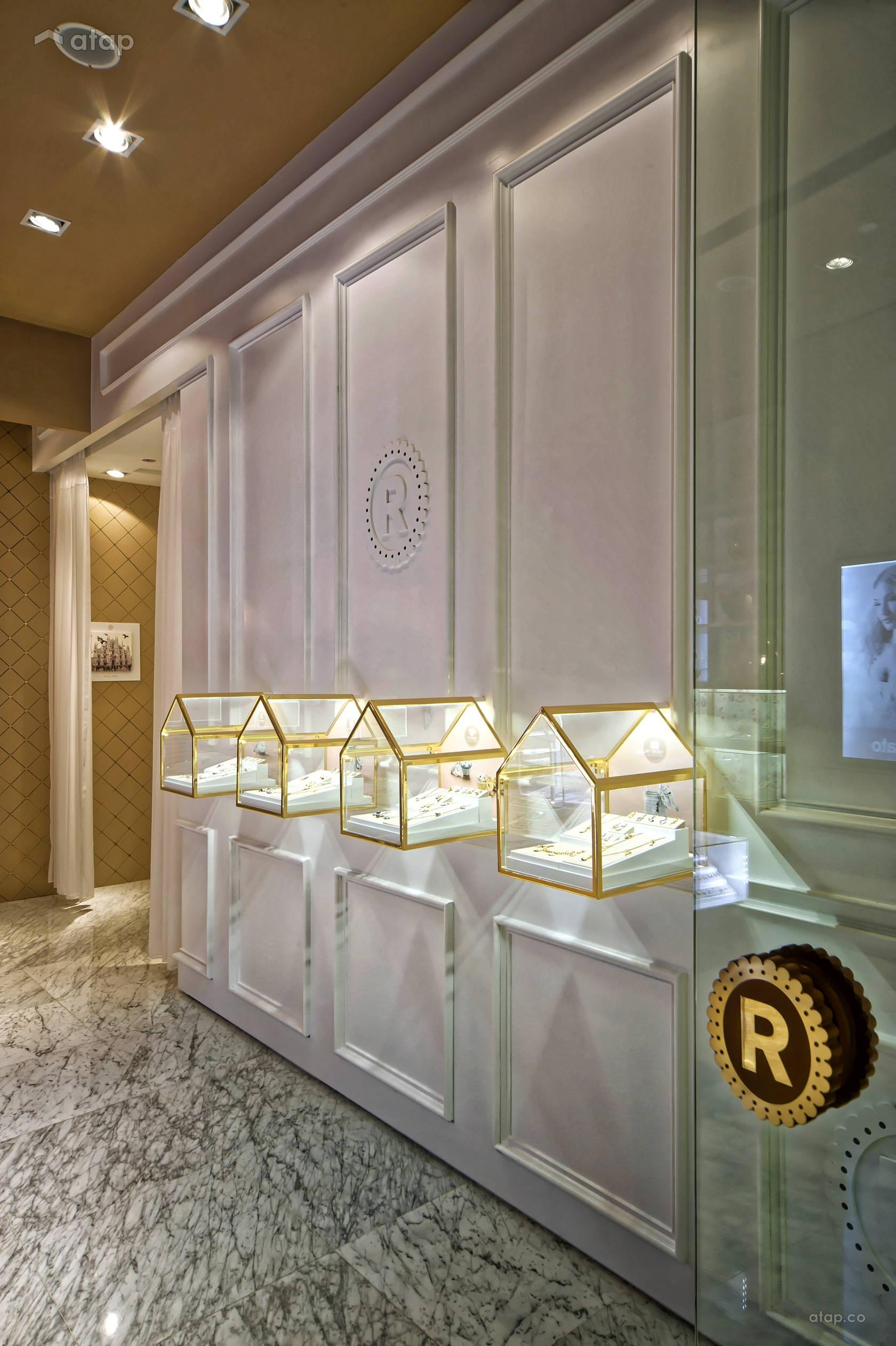 Rosato Jewelry Store Pavilion Interior Design Renovation Ideas Photos And Price In Malaysia Atap Co