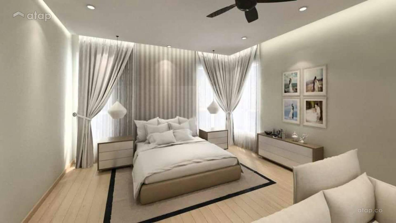Contemporary Design @ Kayangan Height Bangalow interior design ...
