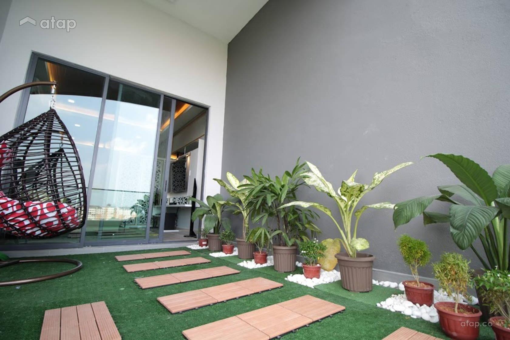 Asian Modern Exterior Garden condominium design ideas ... on condo in hanger design, beach condo design, contemporary condo design, modern condo design, condo interior design,