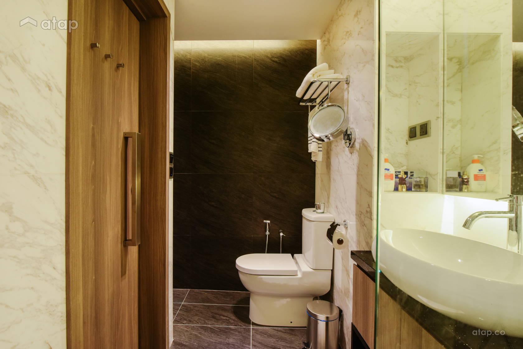 Modern Bathroom @ PJ8 Service Suite