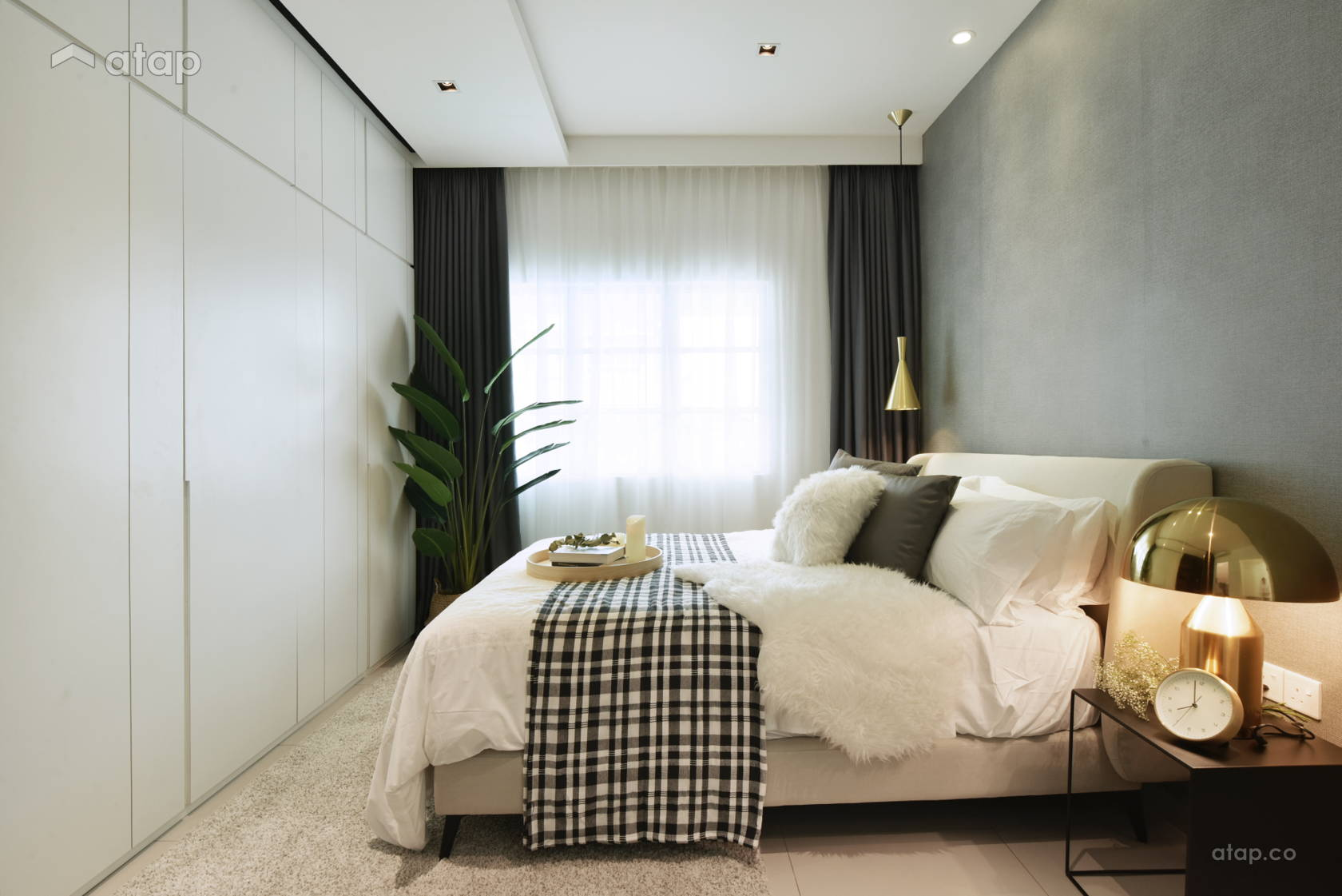 12 Beautiful Bedroom Interior Designs in Malaysia  Atap.co