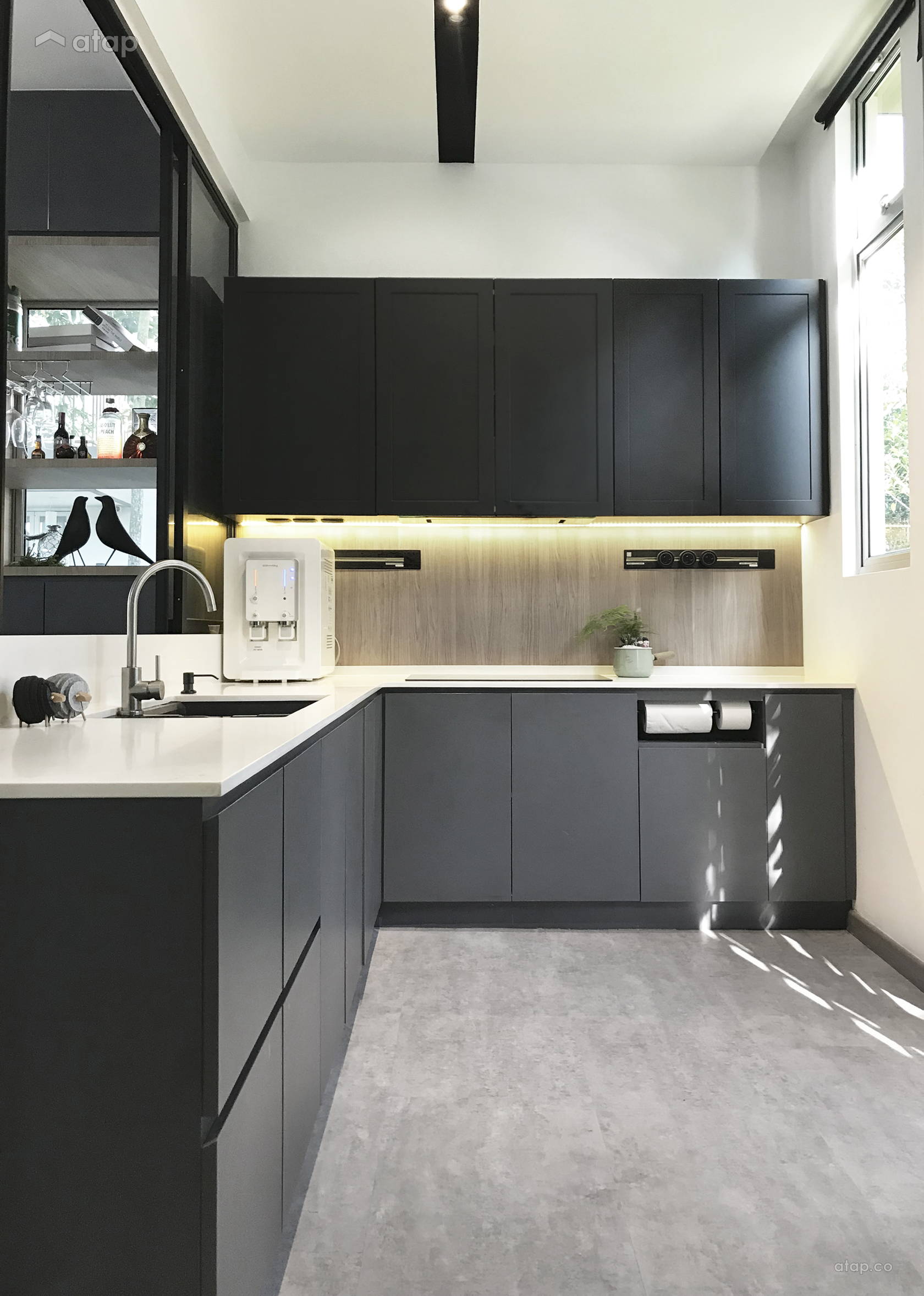 Modern Kitchen @ Setia Eco Cascadia