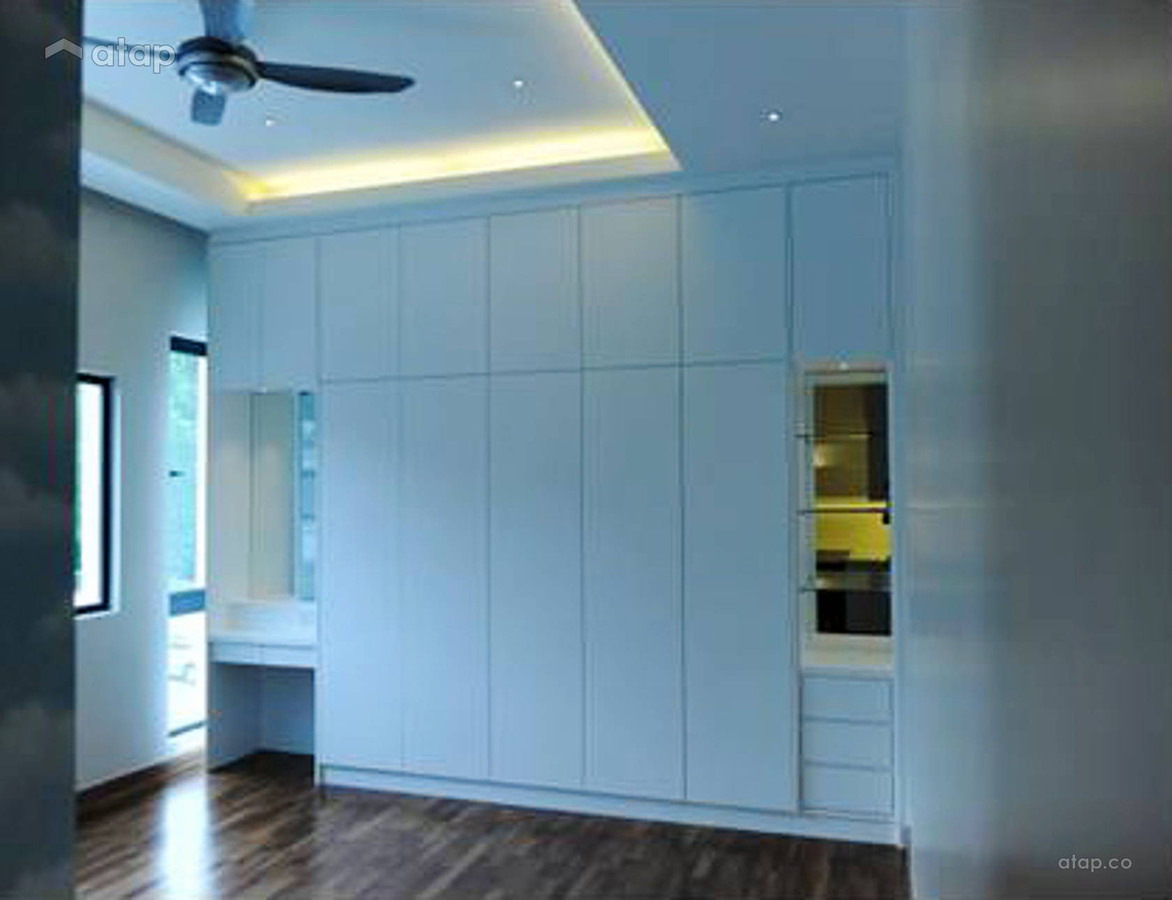 Bayu Segar Semi Detached House Interior Design Renovation Ideas Photos And Price In Malaysia Atap Co