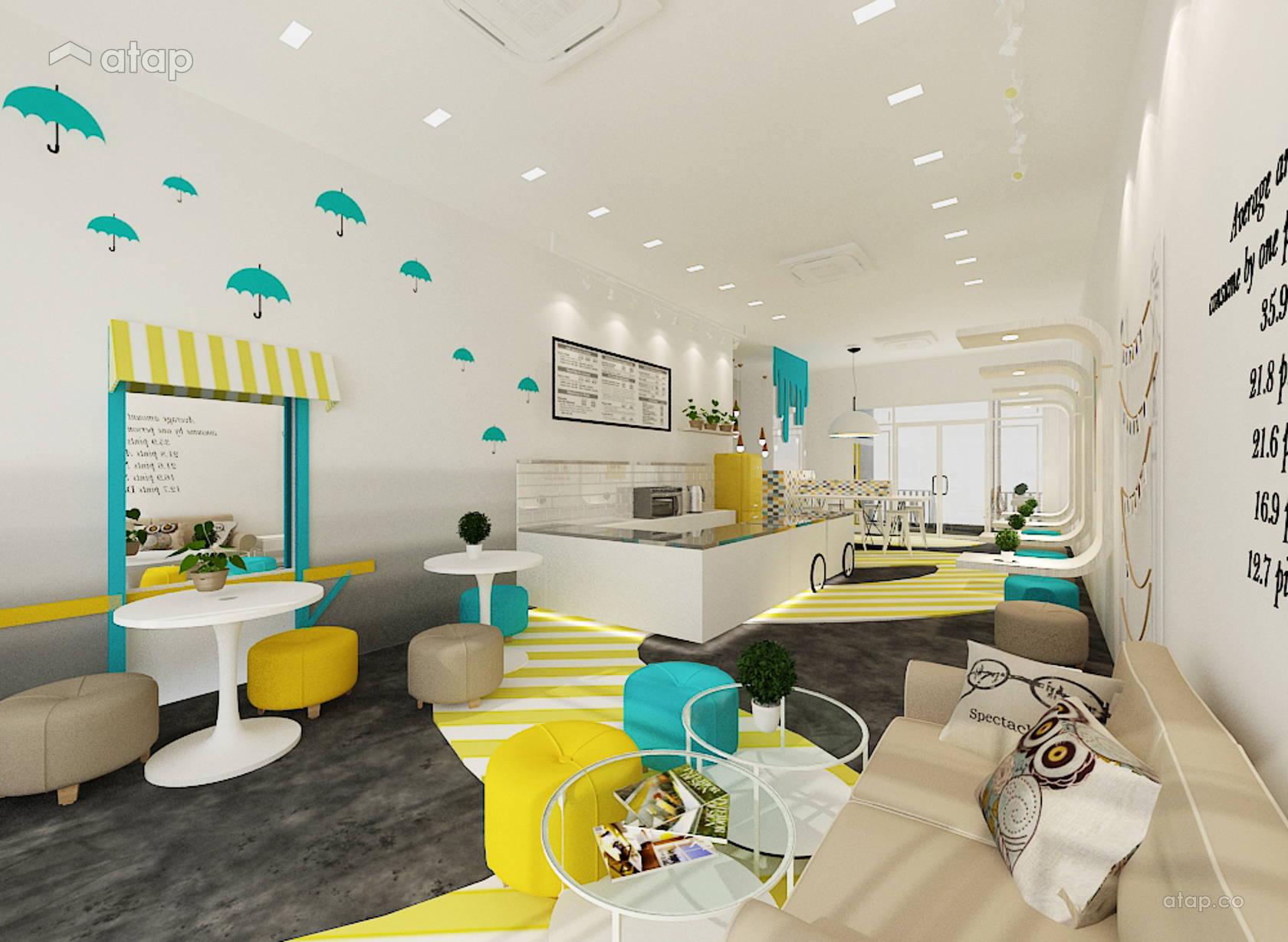 Modern Fb Shophouse Design Ideas Photos Malaysia Atapco