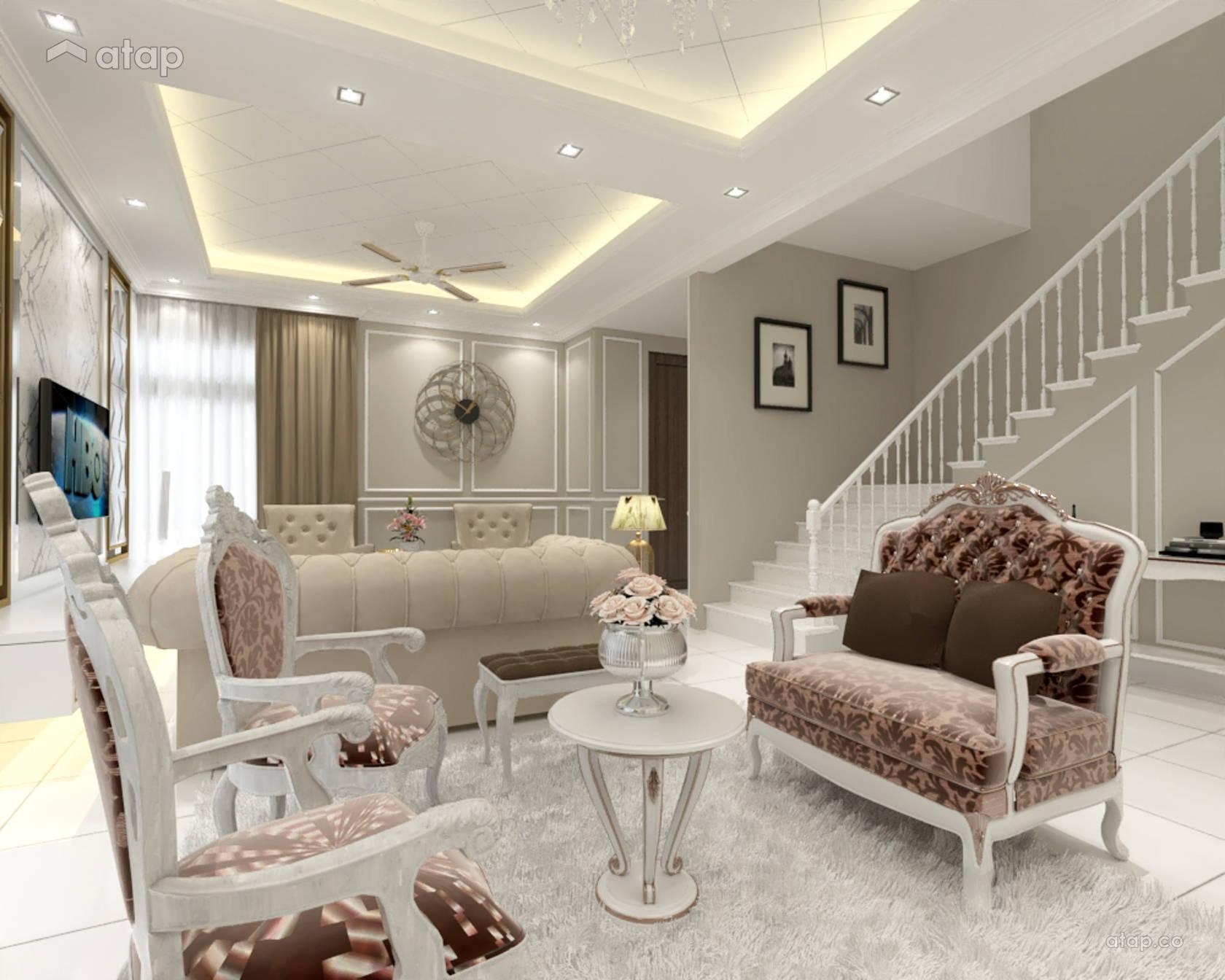 Modern Victorian Interior Design Renovation Ideas Photos And Price In Malaysia Atap Co