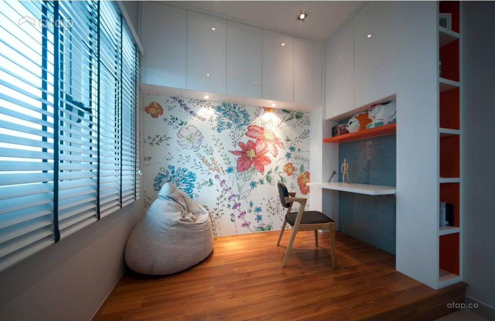 Contemporary Modern Study Room @ La Thea 2