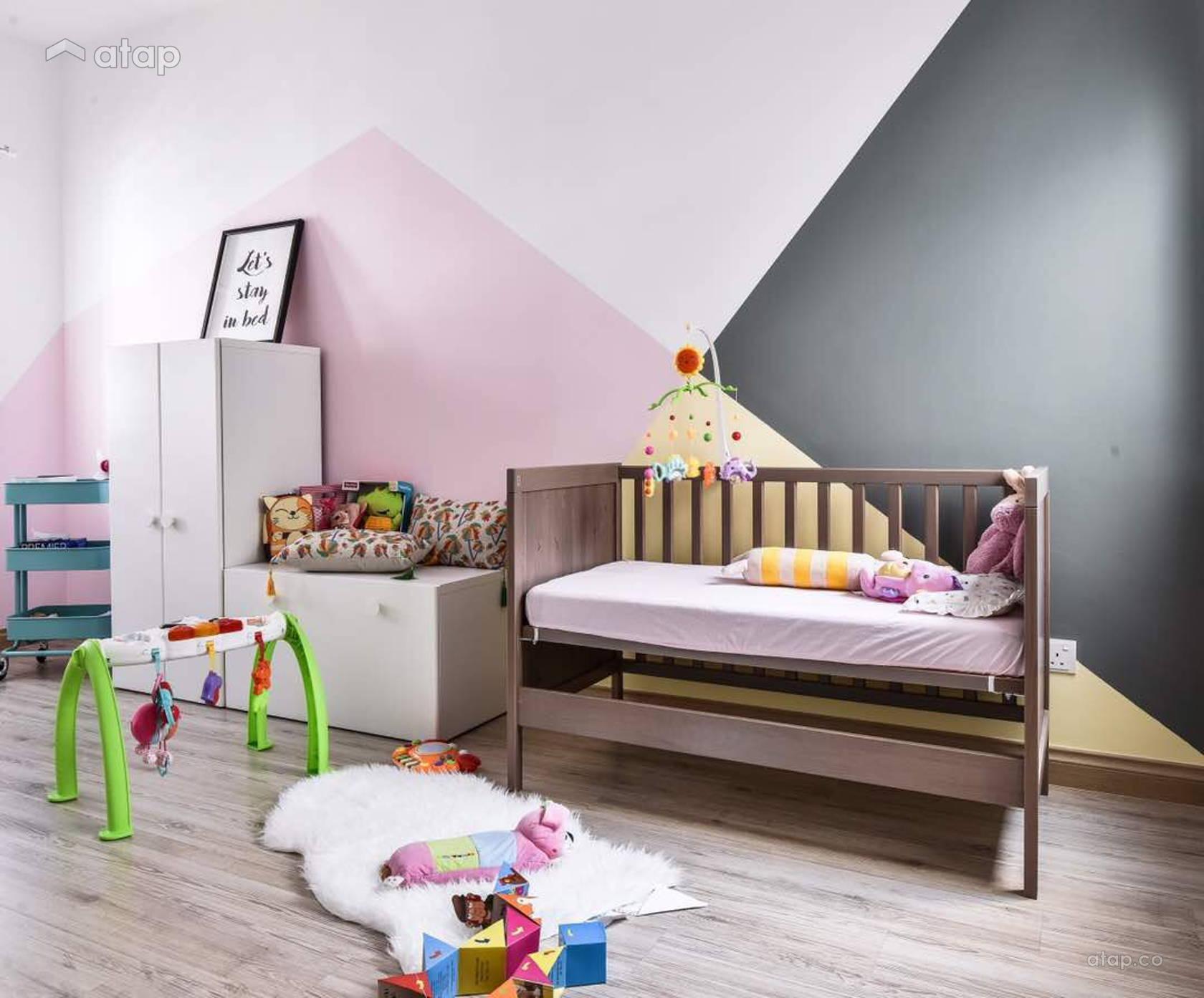 Modern Scandinavian Kids @ Semenyih Residence