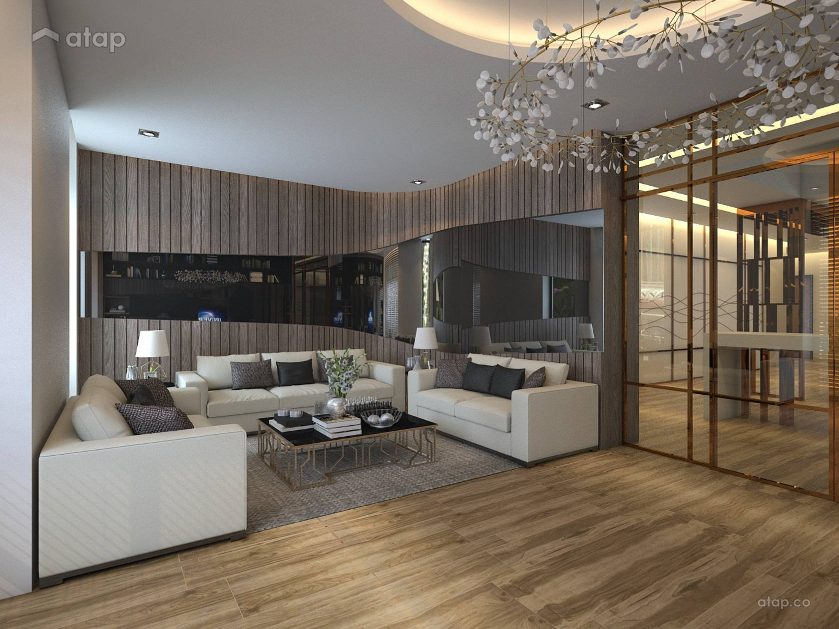 Casaman, Desa Park City Interior Design Renovation Ideas, Photos And Price  In Malaysia | Atap.co