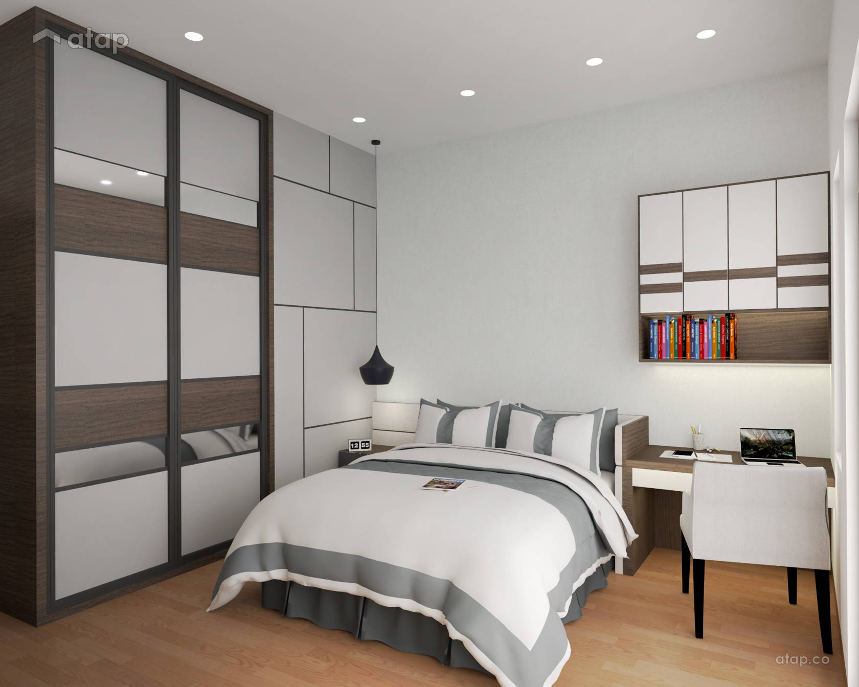master bedroom interior design renovation ideas, photos and price