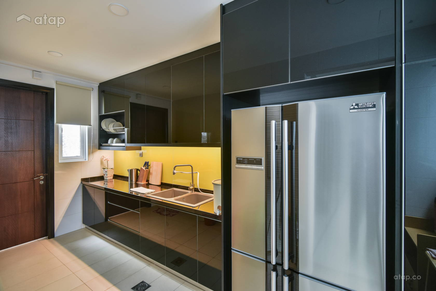 Modern Kitchen @ Bayu Damansara
