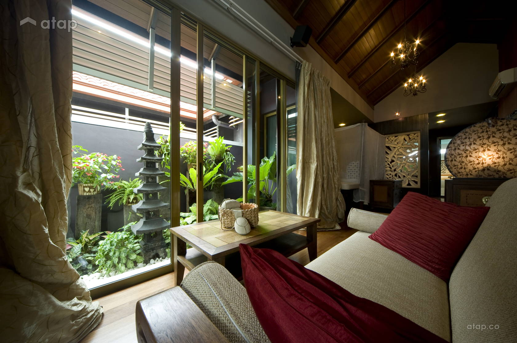Bedroom @ Puri Samsara