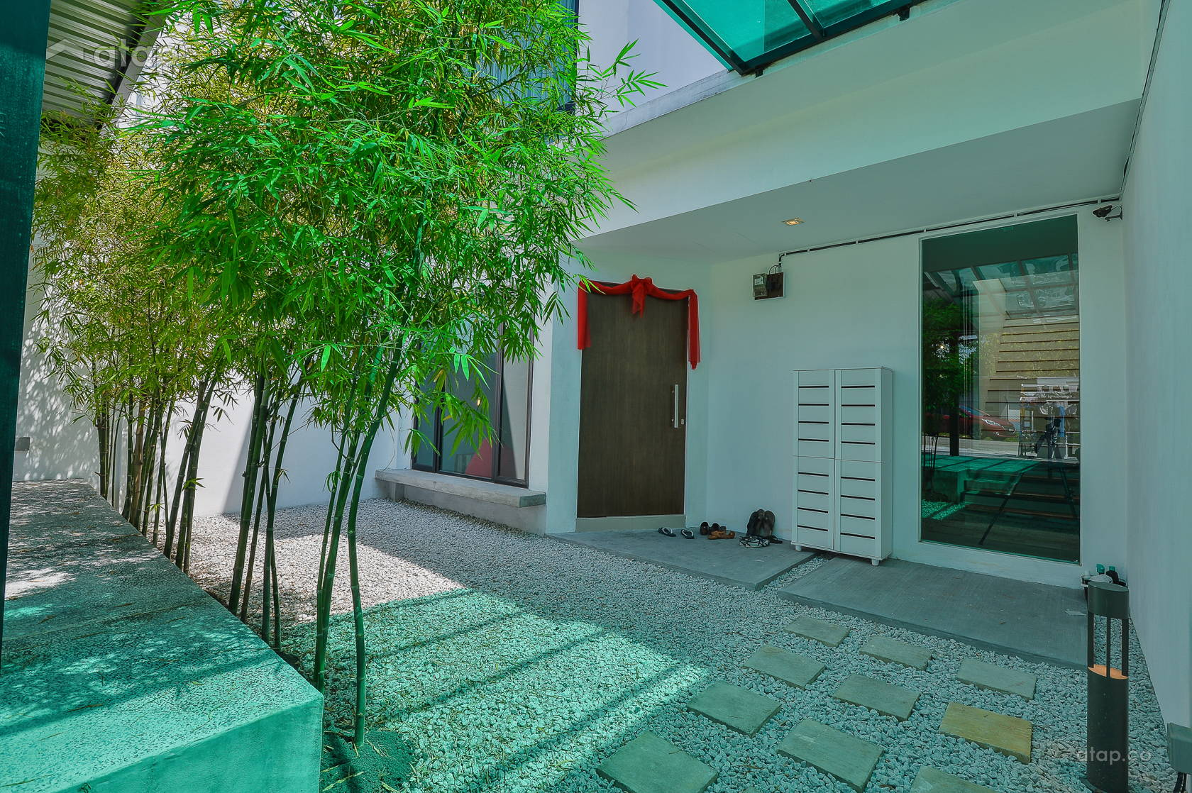 Garden Exterior @ Old Klang Road