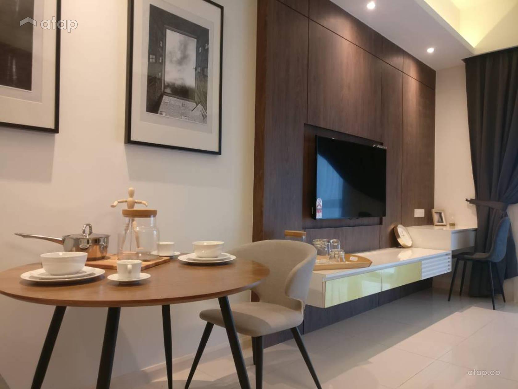 Contemporary Modern Dining Room Living Room @ Modern Contemporary