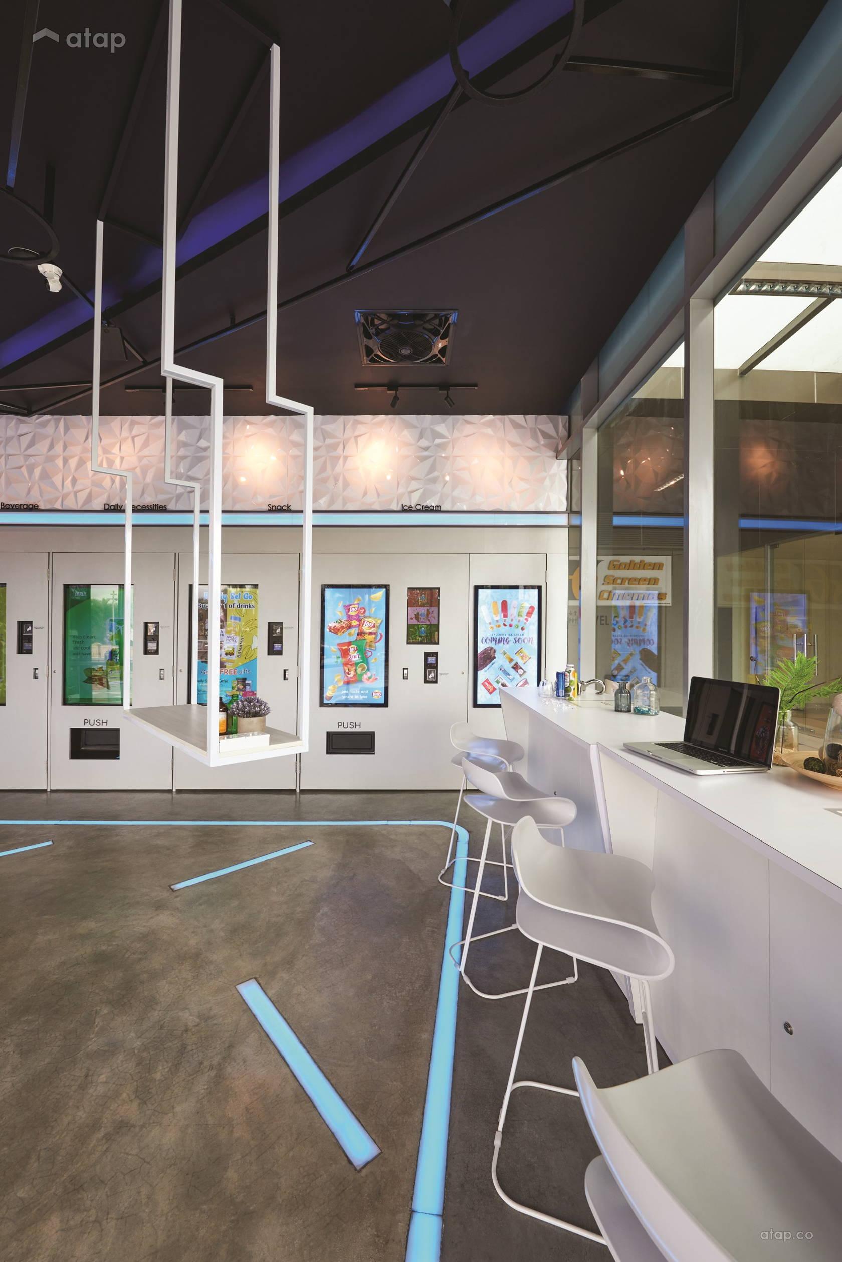 Contemporary Retail shopping mall design ideas & photos ...