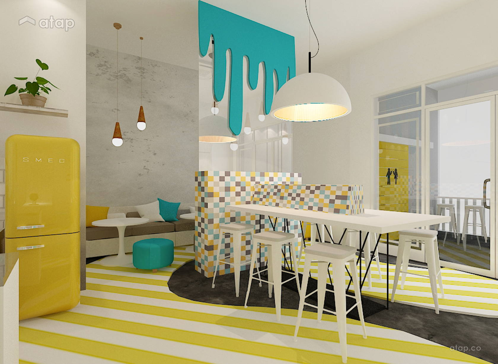 Aebout Ice Cream Shop Interior Design Renovation Ideas Photos And