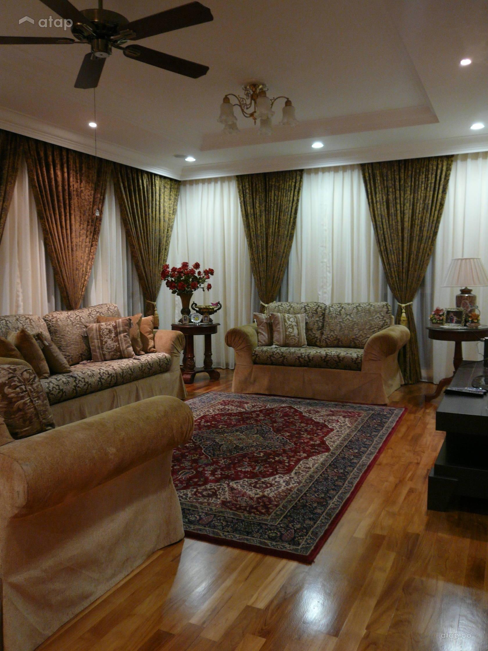 Classic Family Room @ TAMAN REDANG -SEMI-D