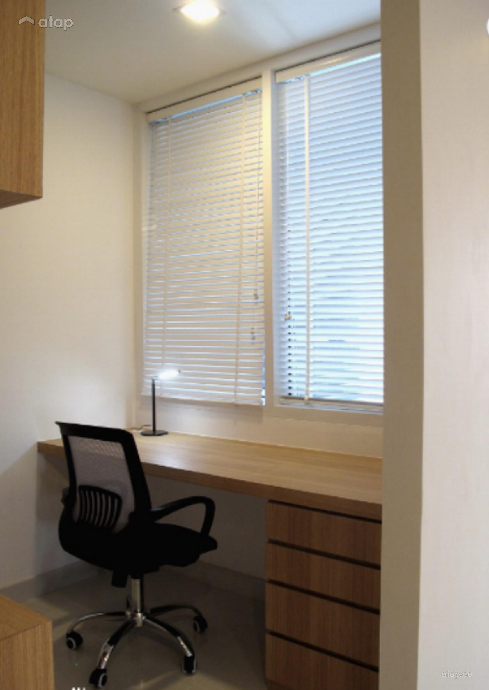 Condominium Study Room: Study Room Condominium Design Ideas & Photos Malaysia