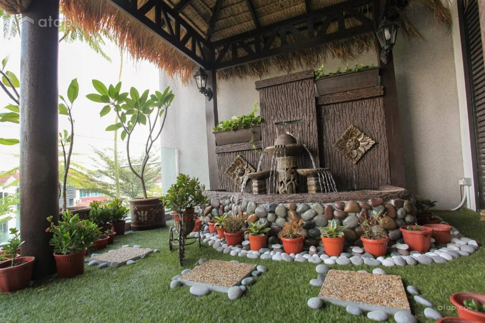 Malaysian Home Garden Ideas To Inspire Your Space Atap Co