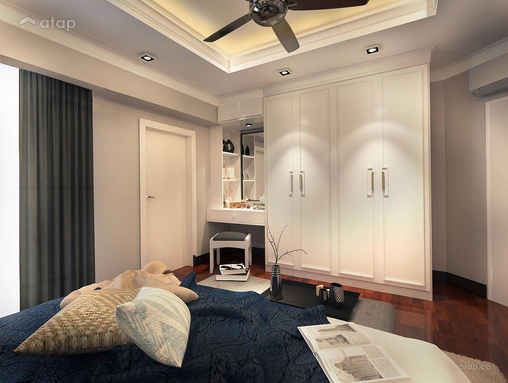 Classic Modern Bedroom @ Armanee Terrace ll