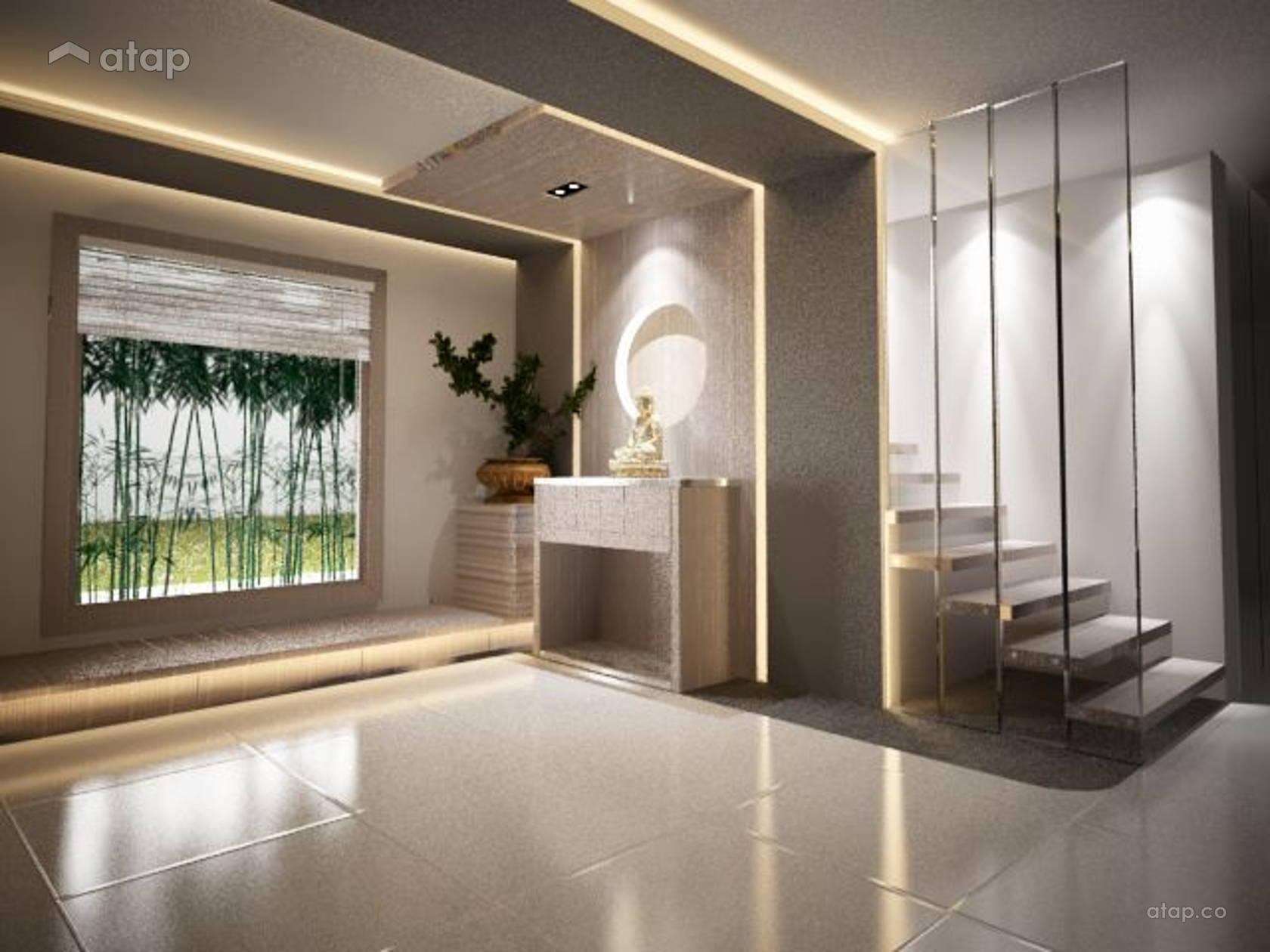 Contemporary Design At Kayangan Height Bangalow
