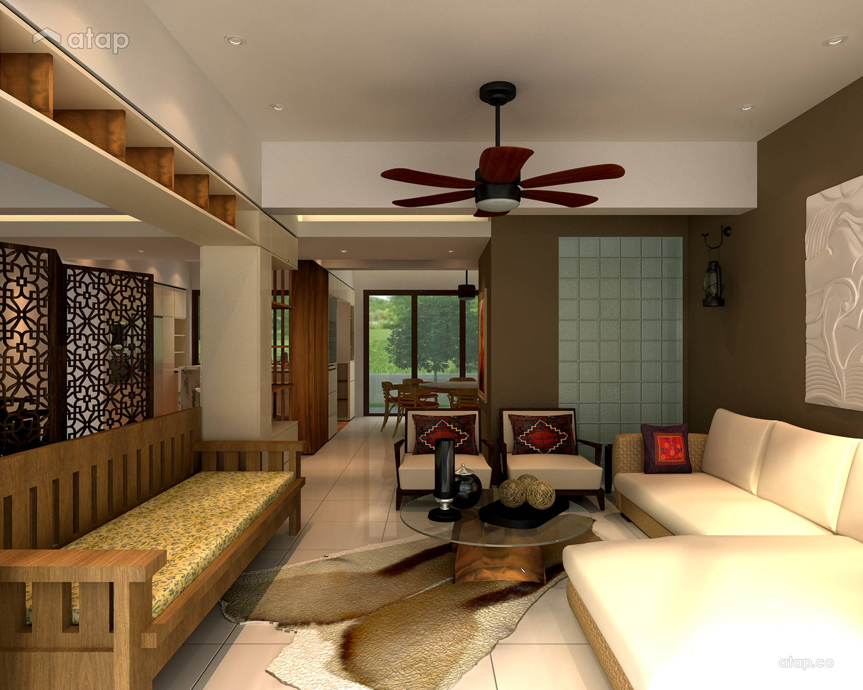 Two Storey Bungalow House   Taman Seputeh, KL Interior Design Renovation  Ideas, Photos And Price In Malaysia | Atap.co