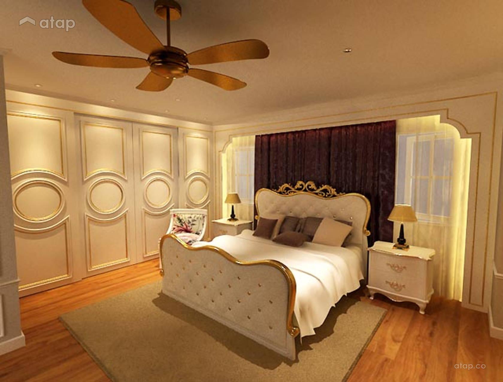 Two & Half Storey Bungalow House - Mutiara Damansara interior design ...