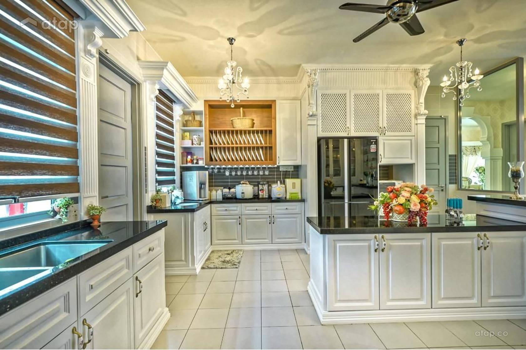 Classic Kitchen @ Saujana Impiana