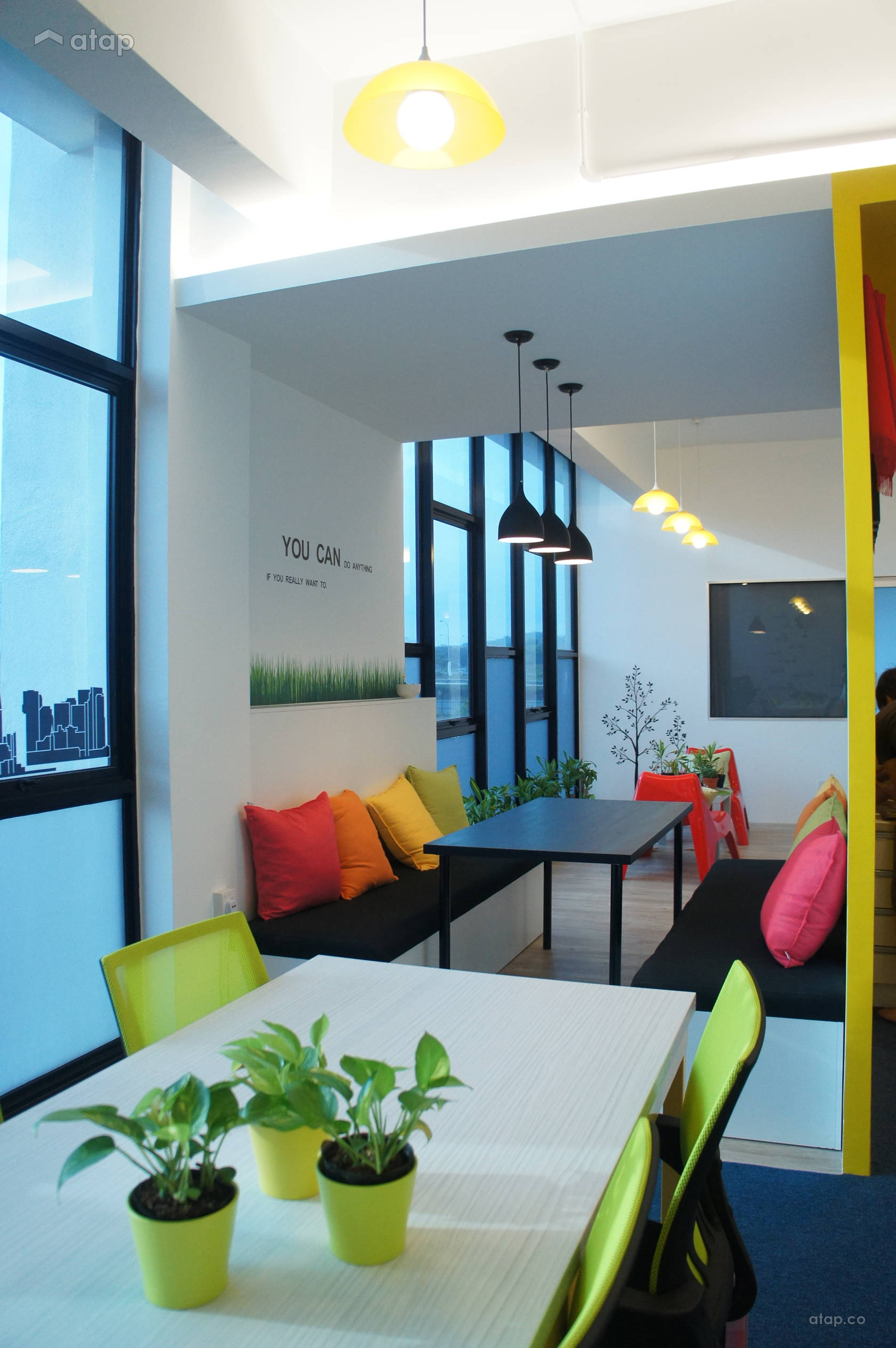 Contemporary Office @ Office Design @ Setia Alam