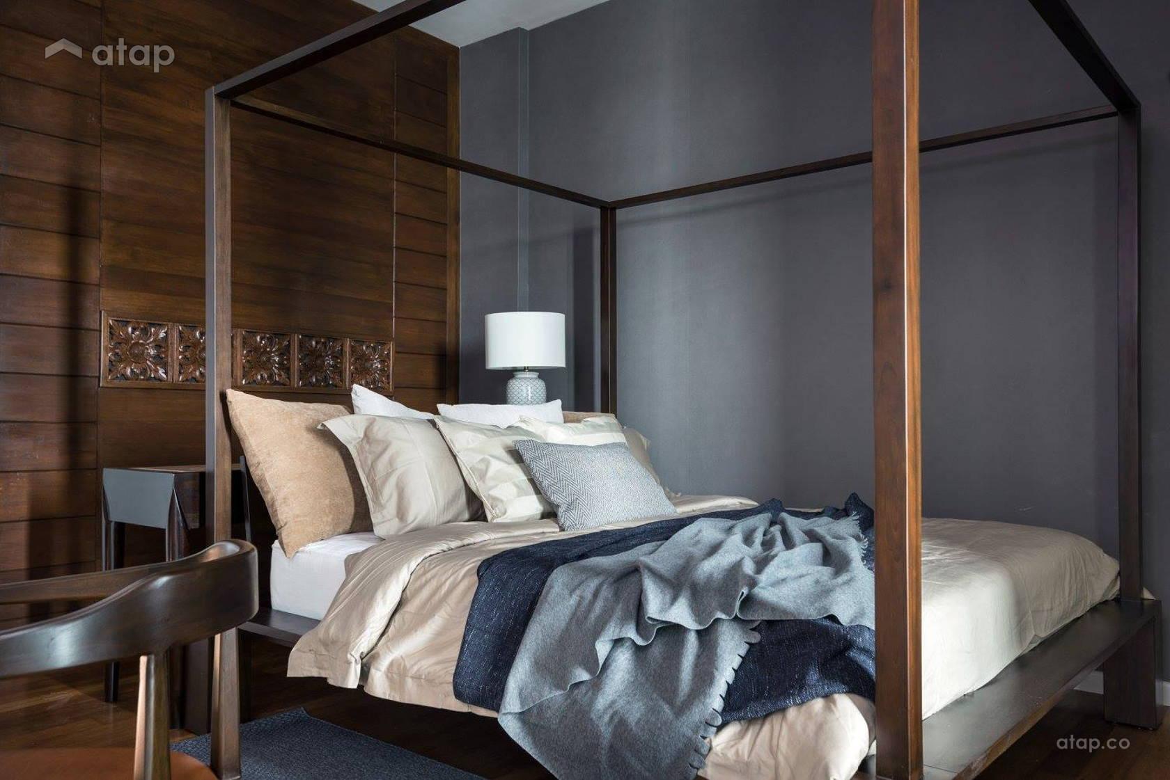 Bedroom @ ROUGE IN WOOD