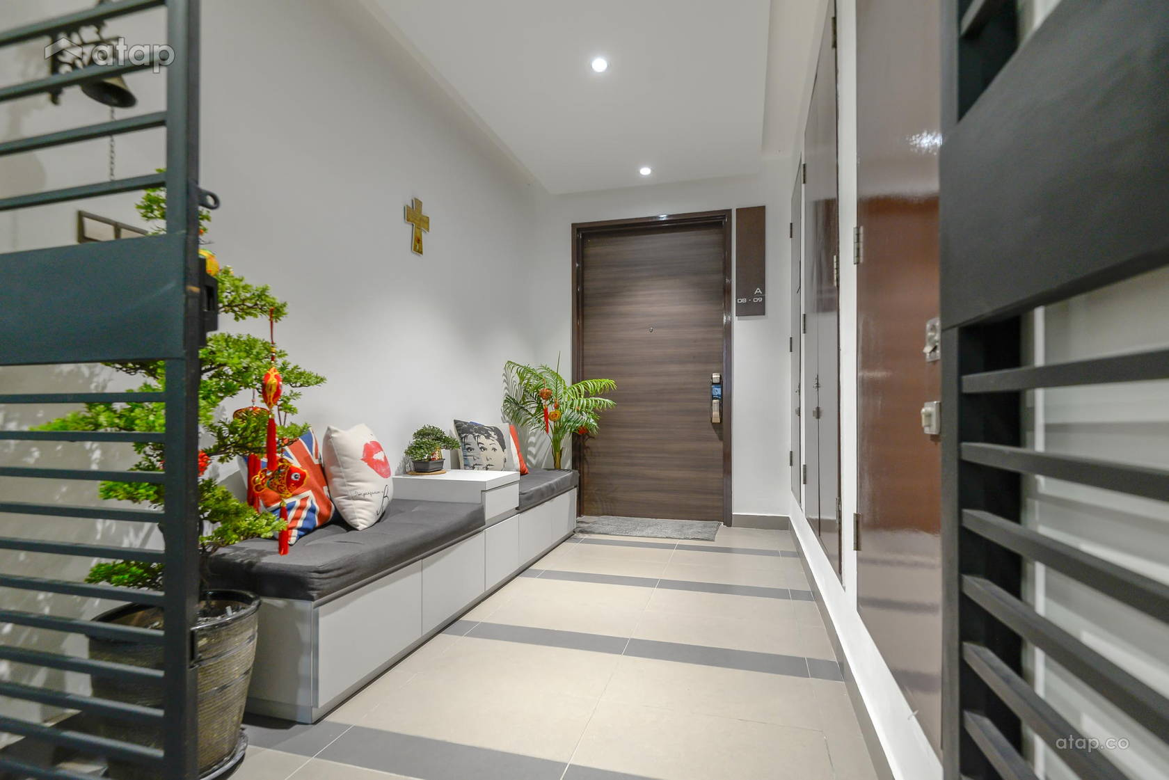 Foyer @ Seringin Residences, Happy Garden