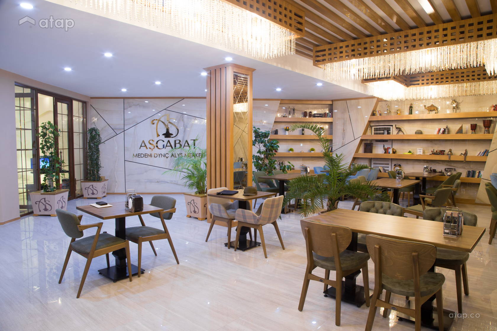 Classic Contemporary F&B Retail others design ideas & photos ...
