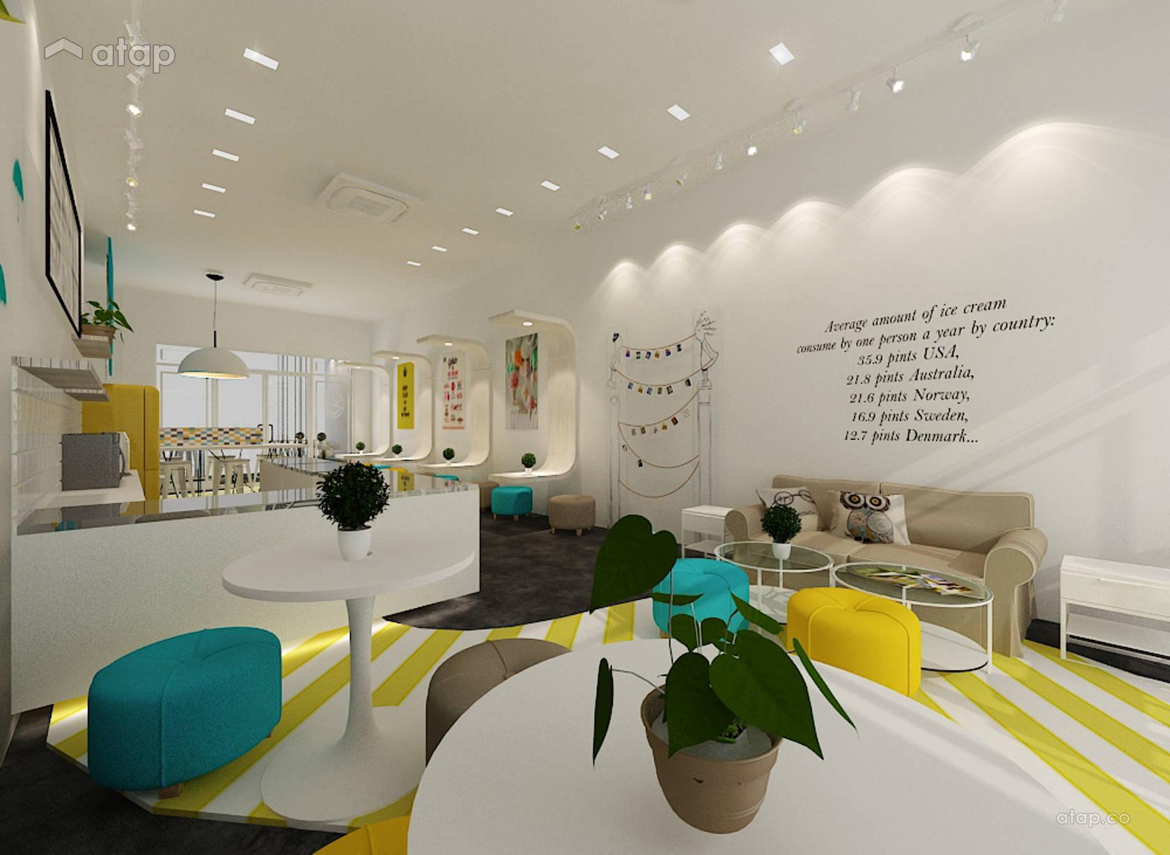 Asian Modern Fb Shophouse Design Ideas Photos Malaysia Atapco