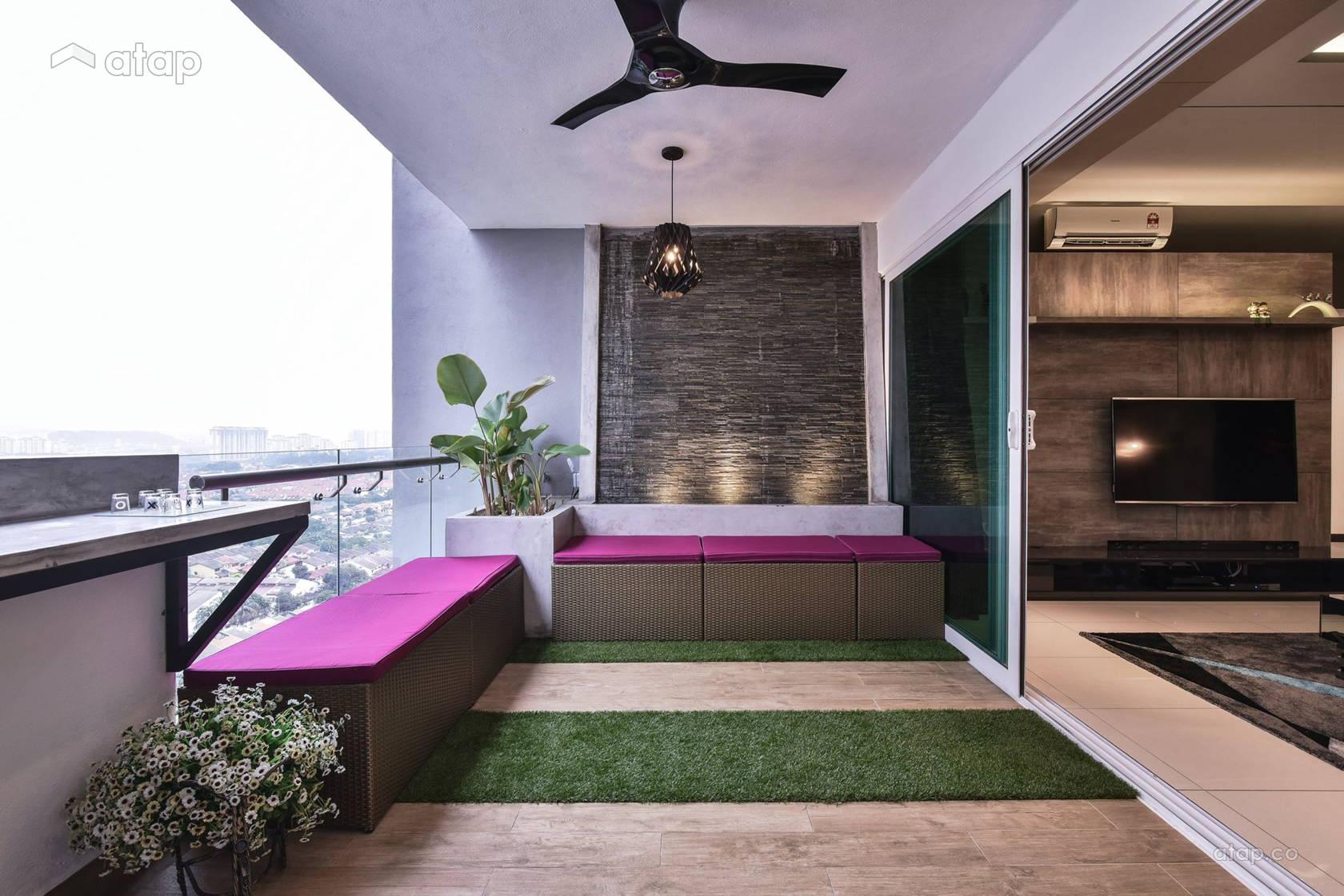 Balcony @ Seringin Residence