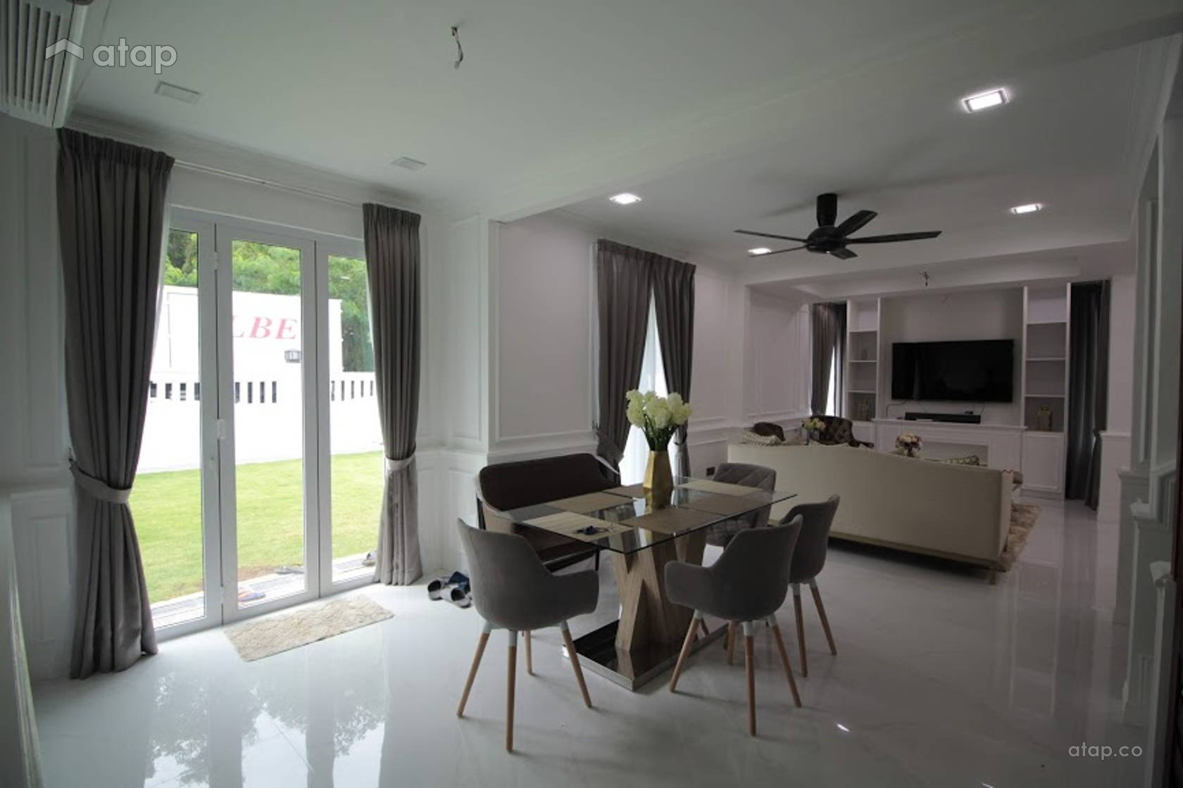 Asian scandinavian dining room living room elegant is simple share this professional