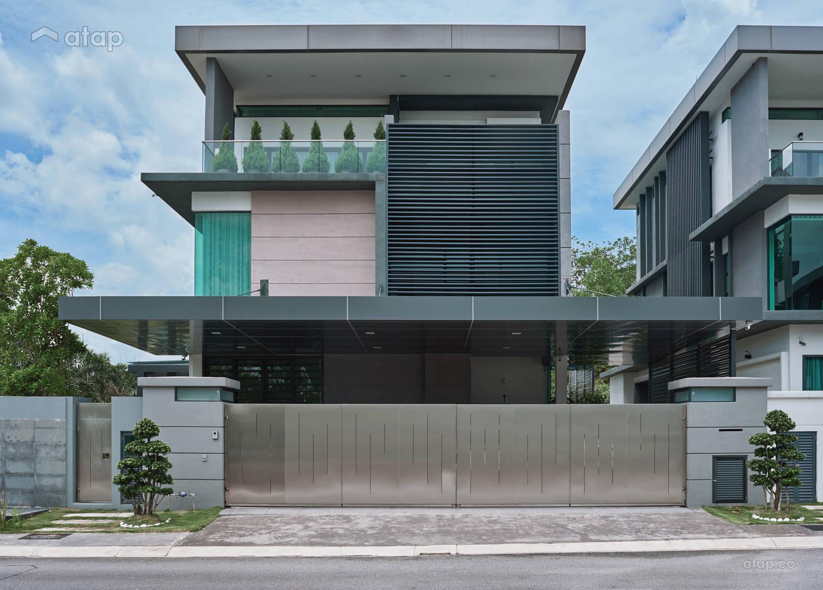 Modern Exterior @ Foreston Bukit Puchong