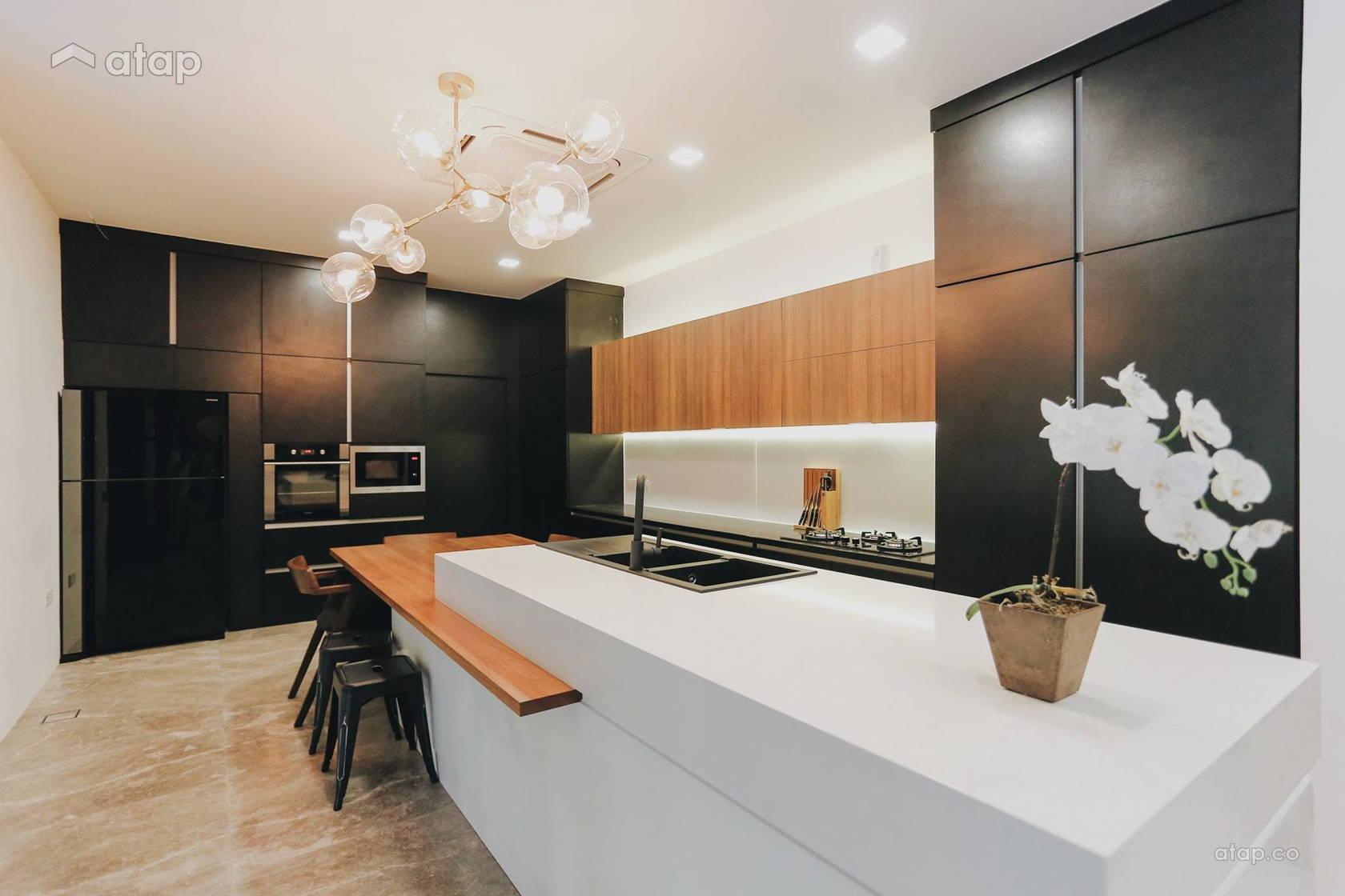 Contemporary Modern Kitchen @ 39 @ KGSAAS