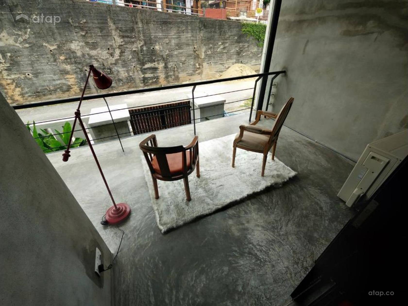 Balcony @ Kuchai House Kuala Lumpur