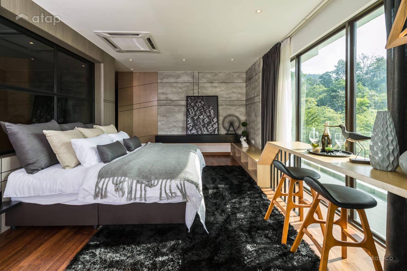 Modern Bedroom @ The Mansion