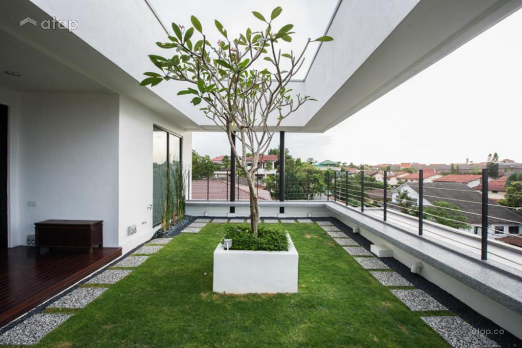 Balcony @ SS1 Residence