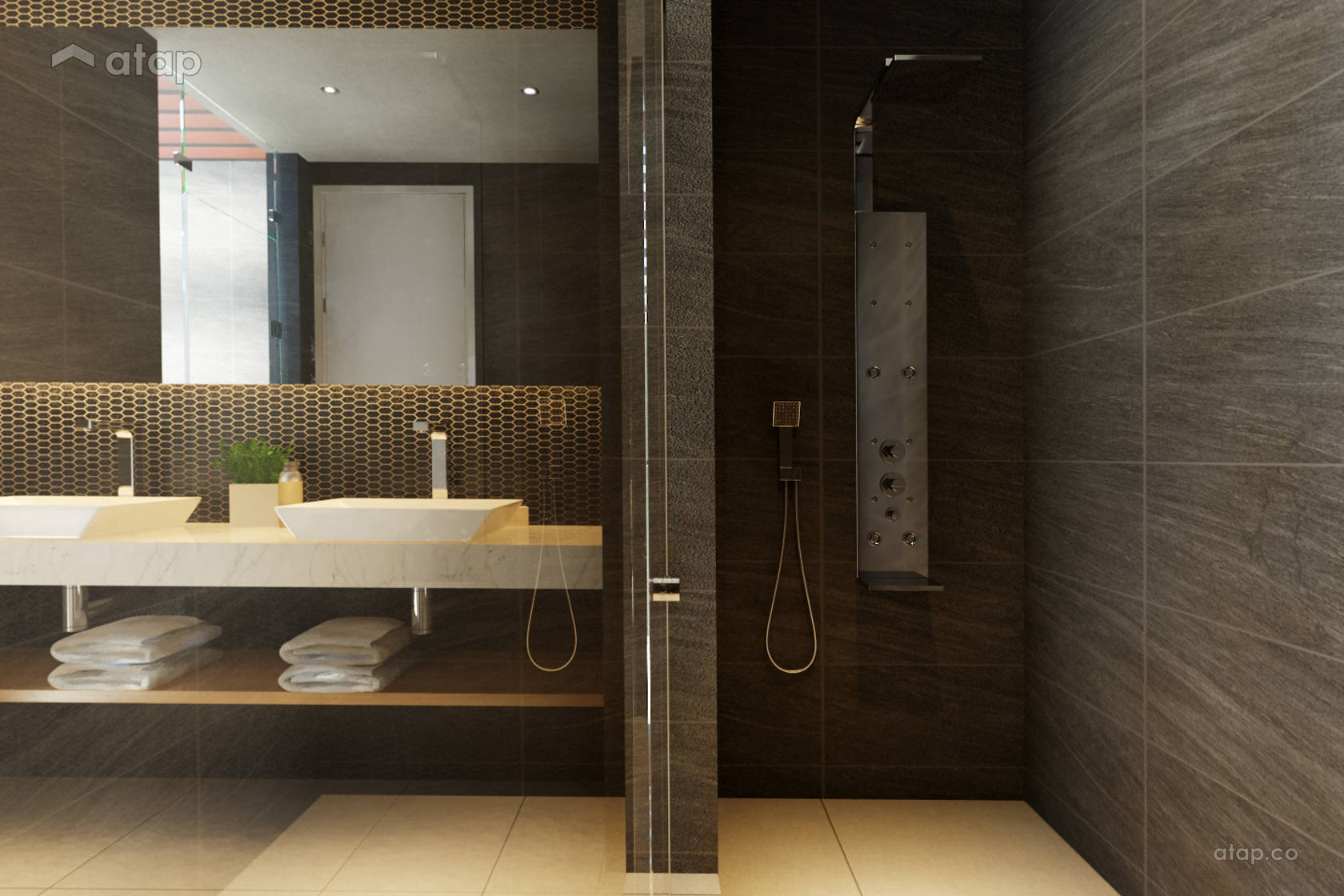 Bathroom interior design malaysia design decoration for Bathroom designs malaysia