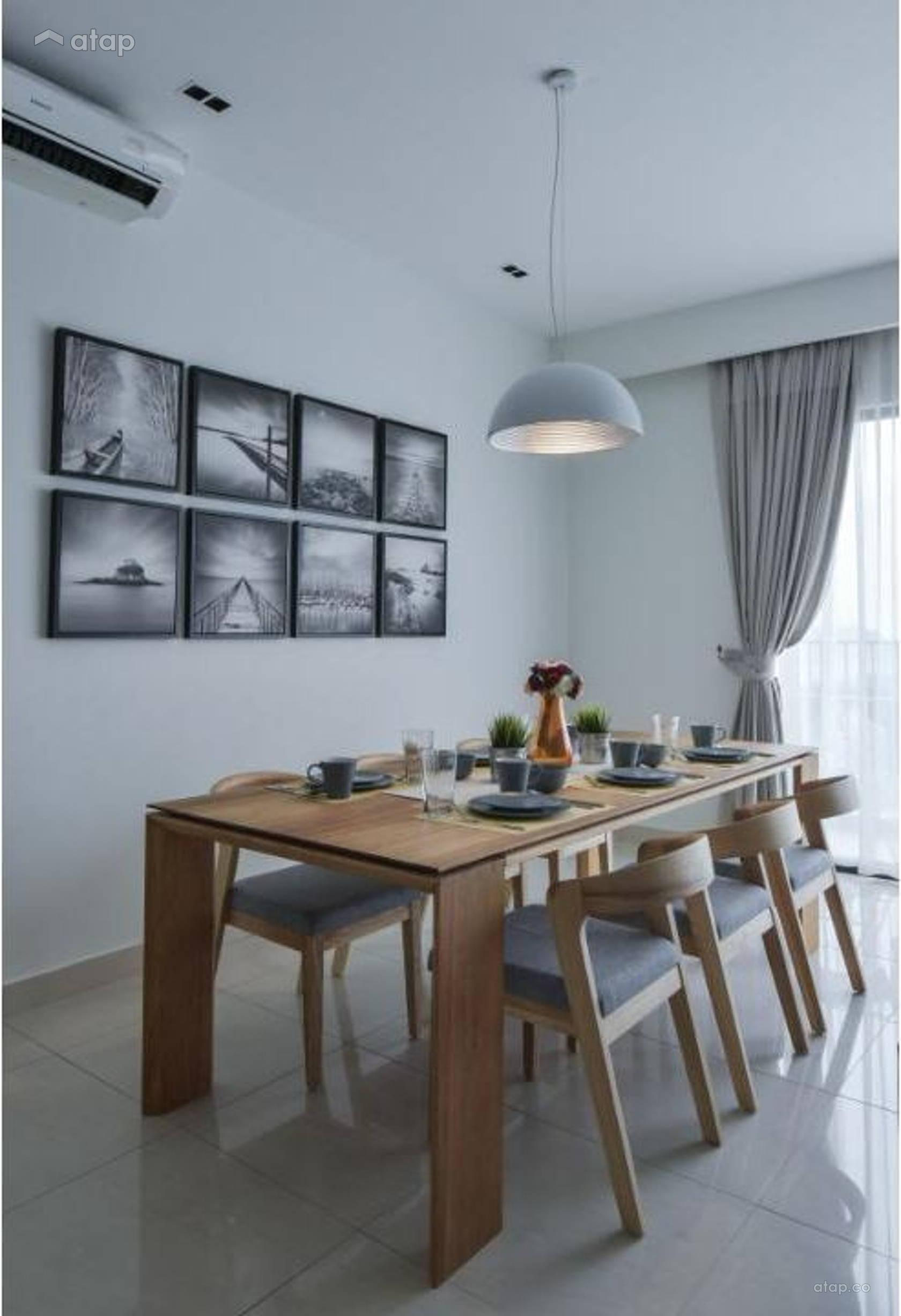 Scandinavian Dining Room @ Andana @ D'Alpinia, Puchong