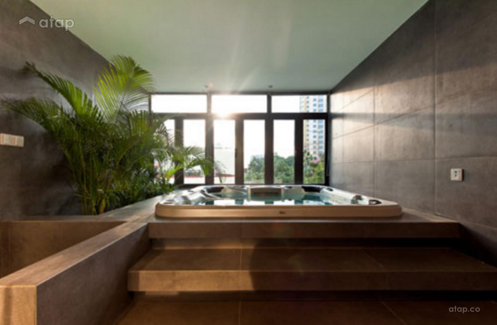 Zen Bathroom @ Bukit Keramat Bungalow