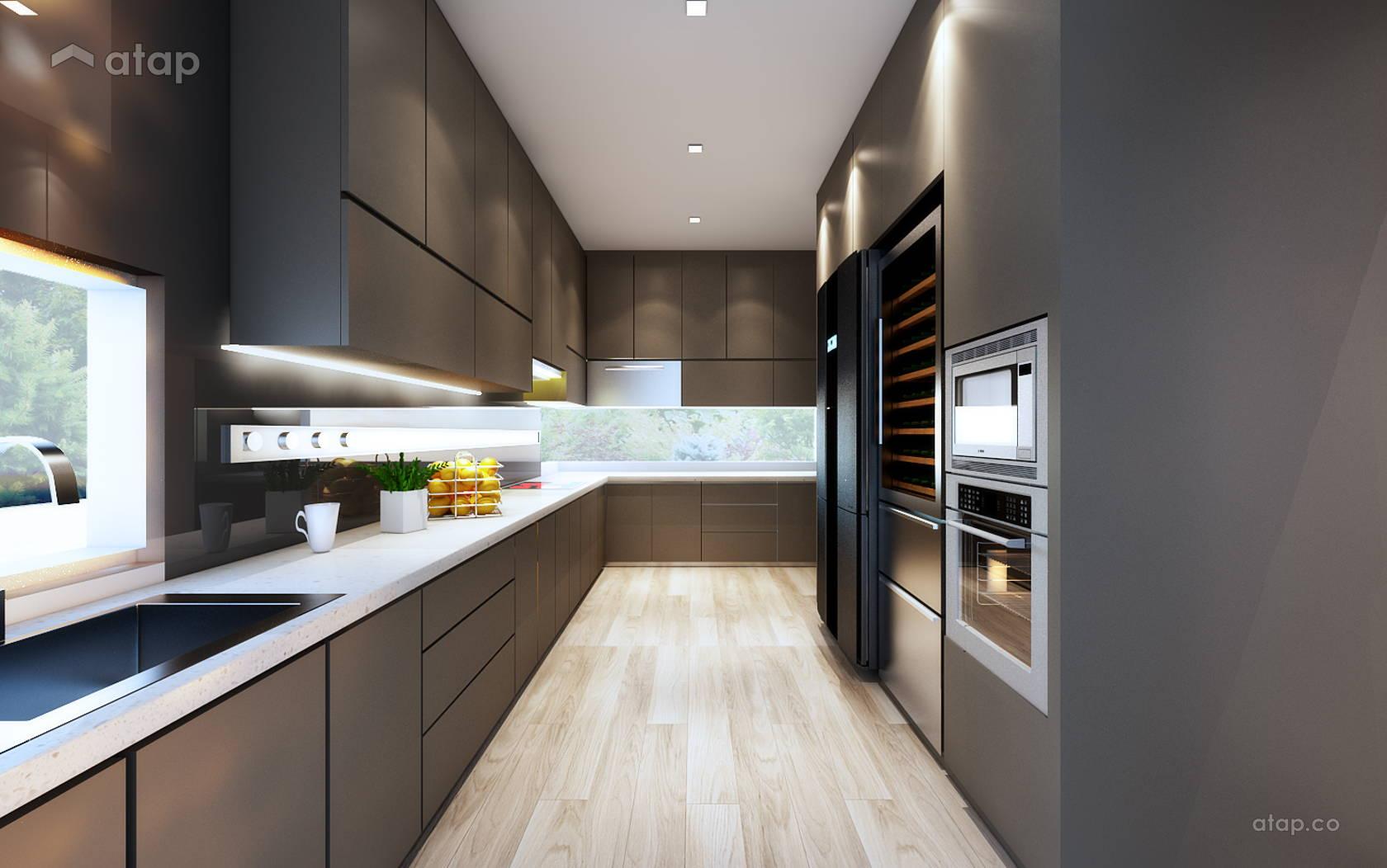 Segar Perdana Bungalow House Interior Design Renovation Ideas ...