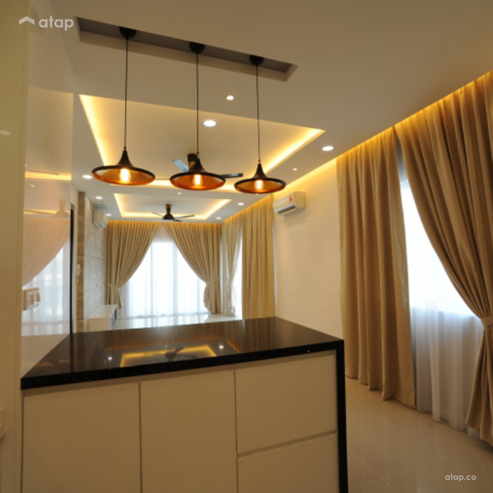 Le Yuan Kuala Lumpur Interior Design Renovation Ideas Photos And
