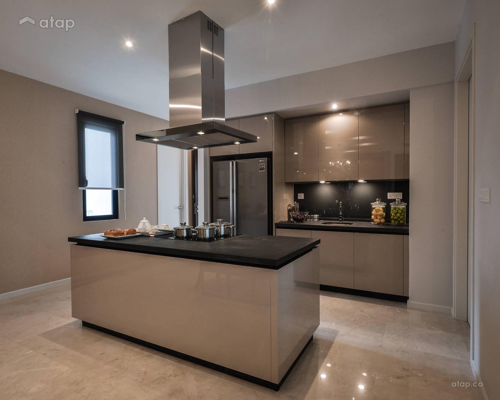 Modern Kitchen @ Concerto Mon't Kiara