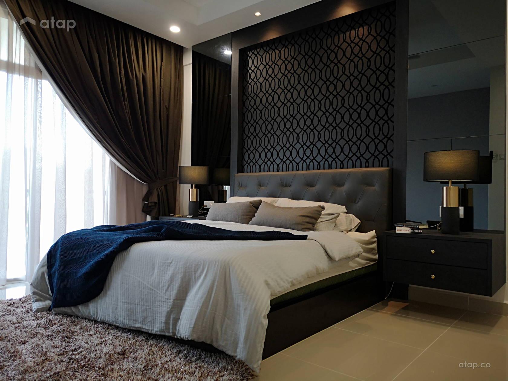 Modern Bedroom @ Senawang SemiD