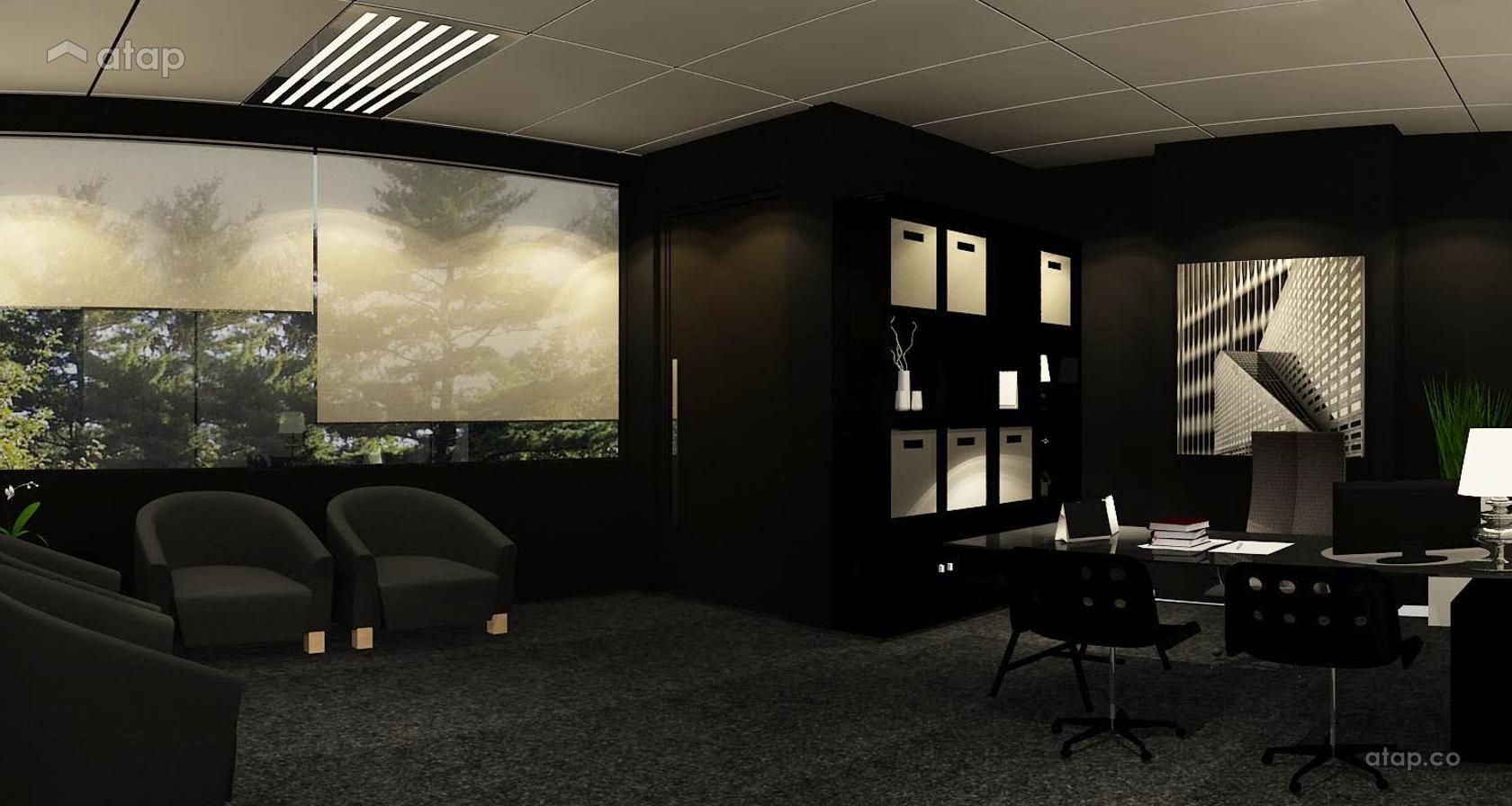 office mitraland tower interior design renovation ideas photos 1 8